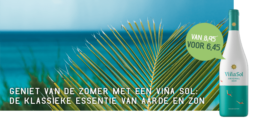 Banner Vina Sol Summer Edition | Wijnbroeders