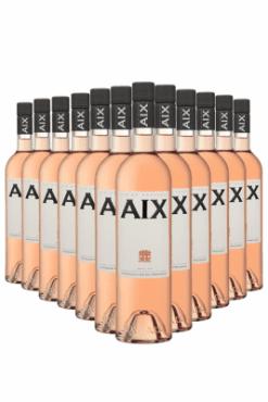 AIX Rose 12 flessen