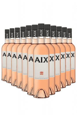 AIX Rosé – 12 flessen