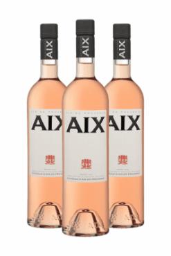 AIX Rose 3 flessen