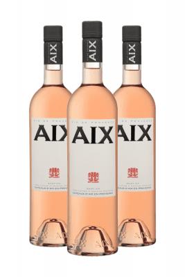 AIX Rosé – 3 flessen