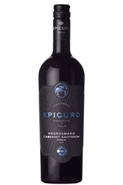 EPICURO NEGROAMARO-CAB. SAUVIGNON
