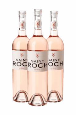 Saint Roch Le Rose 3 flessen