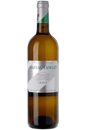 Chateau Langlet Blanc 2016