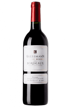 De Kressmann Grande Reserve Rouge wijn
