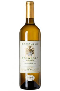 Kressmann Monopole Blanc wijn