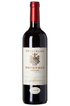 Kressmann Monopole Rouge wijn