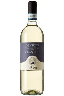Le Piazze Orvieto Classico wijn