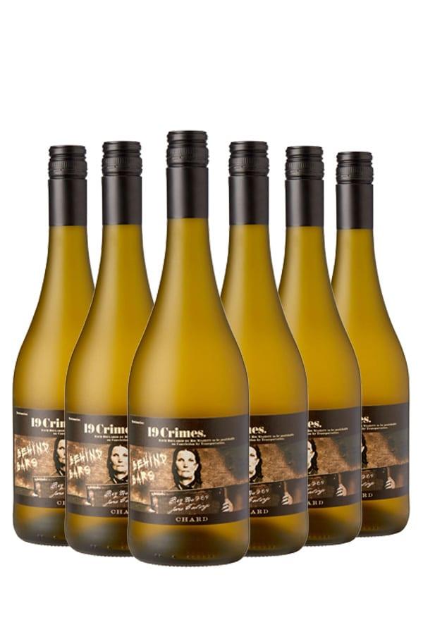 19 Crimes Chardonnay – 6 flessen