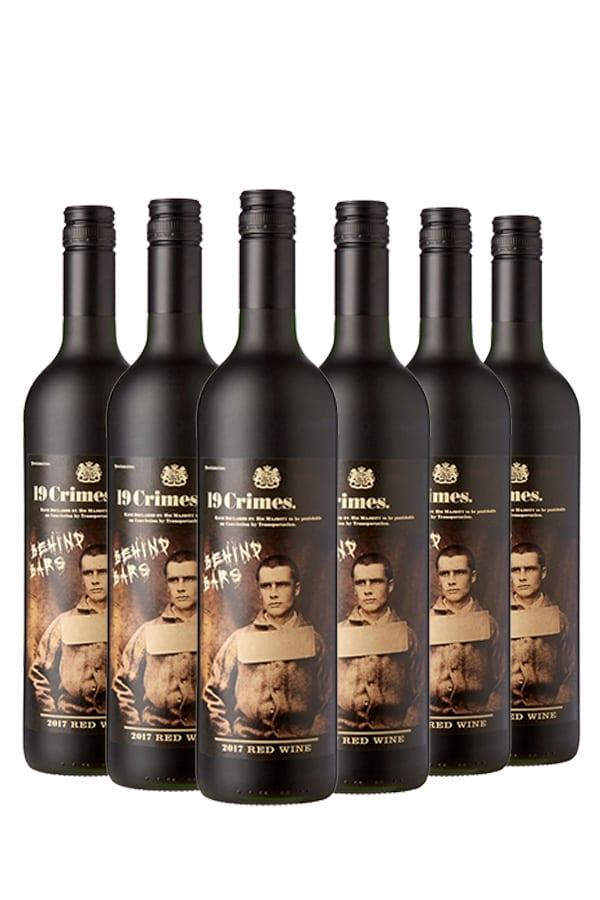 19 Crimes Red Wine – 6 flessen