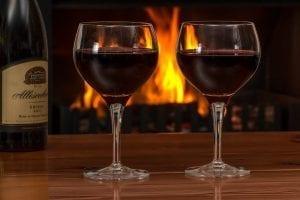 Beste temperatuur rode wijn