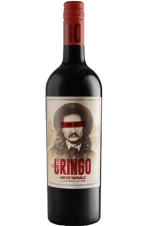 El Gringo Dark Red Tempranillo