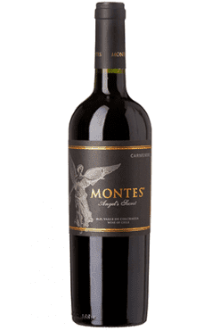 Montes angel's secret carmenere