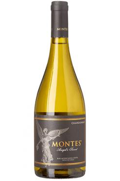 Montes angel's secret chardonnay