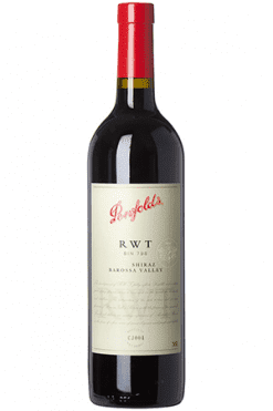 Penfolds rwt shiraz