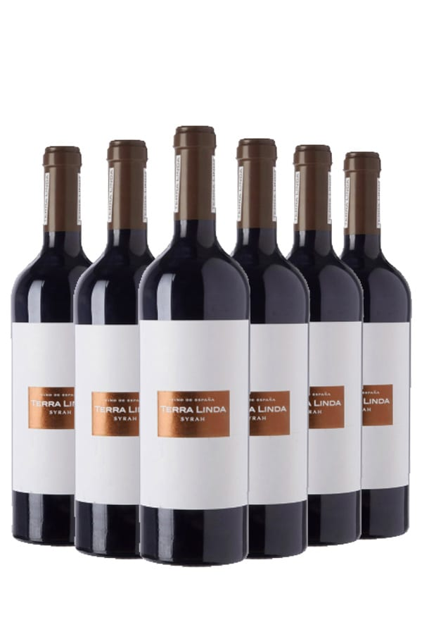 Terra Linda Syrah – 6 flessen