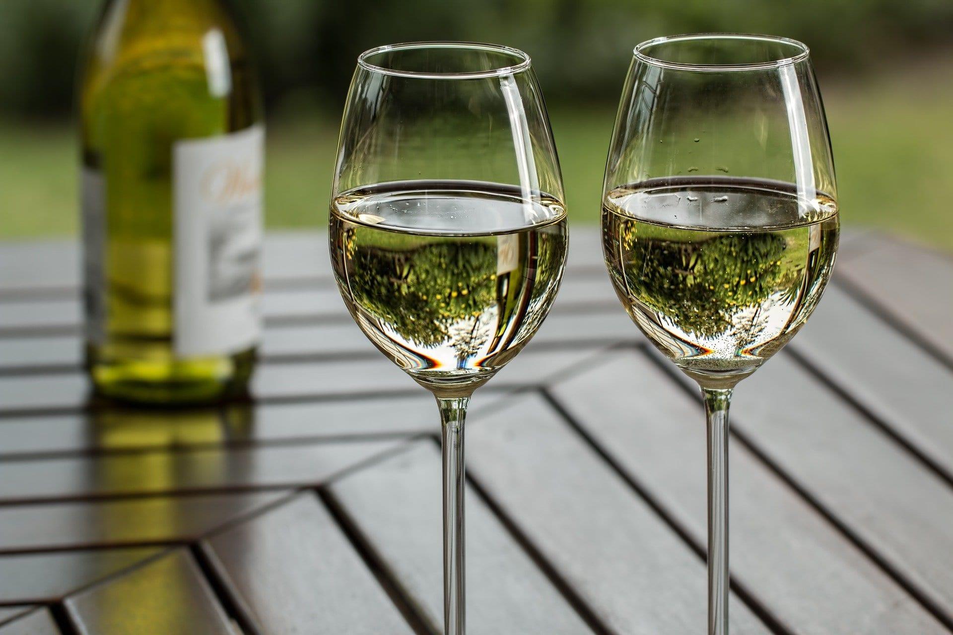 ideale temperatuur witte wijn