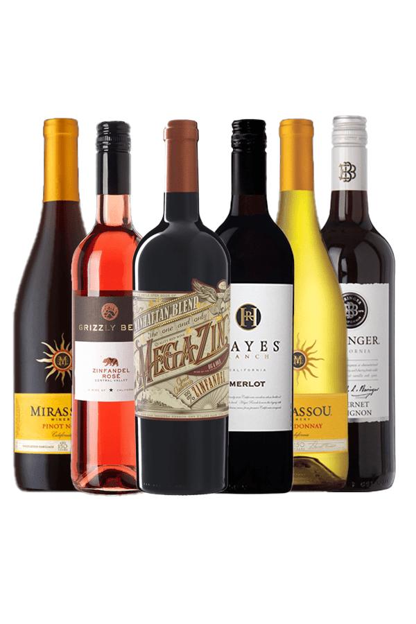 Verenigde Staten Wijnpakket