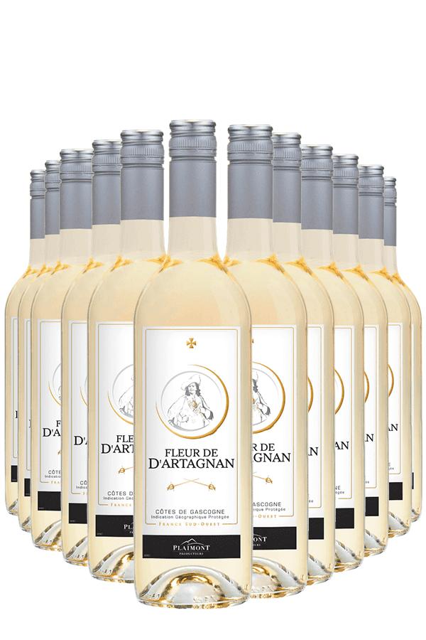 Fleur de d'Artagnan Blanc Wijnvoordeel – 12 flessen