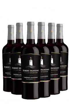Mondavi Private Selection Cabernet Sauvignon - 6 flessen