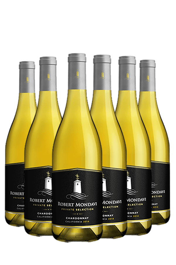 Mondavi Private Selection Chardonnay Wijnvoordeel – 6 flessen