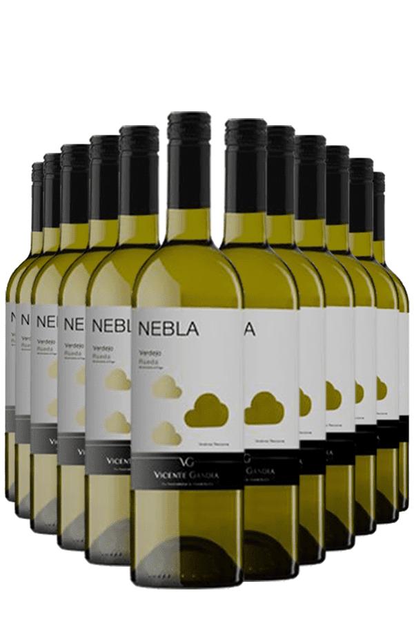 Nebla Verdejo Wijnvoordeel – 12 flessen