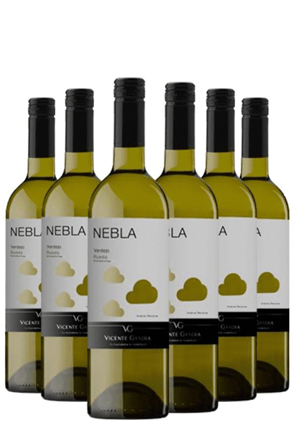Nebla Verdejo Wijnvoordeel – 6 flessen