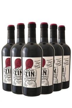 Pasqua Desire Lush & Zin Primitivo 6 flessen
