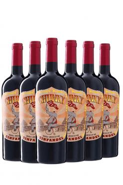 Chunky Red Zinfandel | 6 flessen | Wijnbroeders