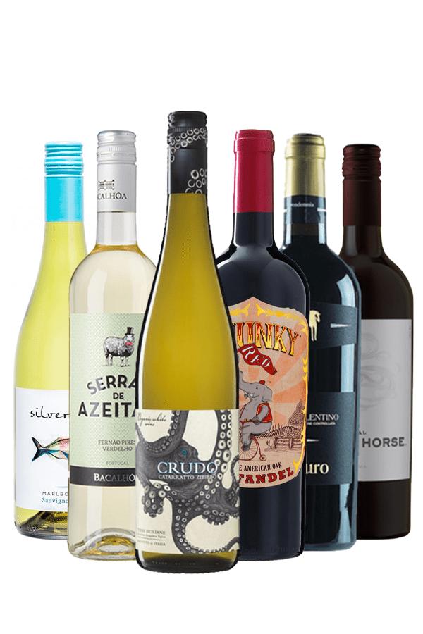 Dierentuin Wijnpakket