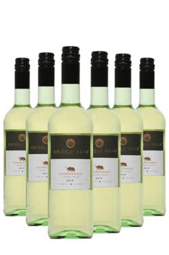 Proefpakket grizzly bear chardonnay - 6 flessen