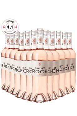Saint Roch Le Rosé 12x