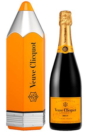 Veuve Clicquot brut pencilgift