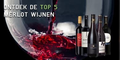 Top 5 Merlot wijnen | Wijnbroeders
