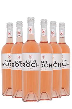 chateau siant roch - 6 flessen