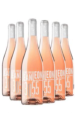jean leon rose - 6 flessen