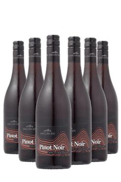 kaikoura bay pinot noir - 6 flessen
