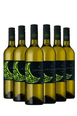 luna verde - 6 flessen
