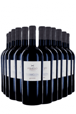 mocavero primitivo - 12 flessen