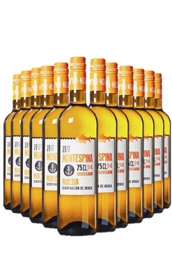montespina sauv - 12 flessen