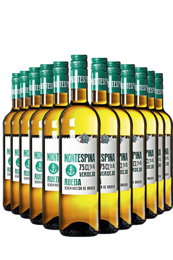 Montespina Verdejo Wijnvoordeel – 12 flessen