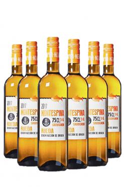 montspina sauv- 6 flessen