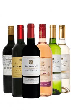 Bordeaux proefpakket