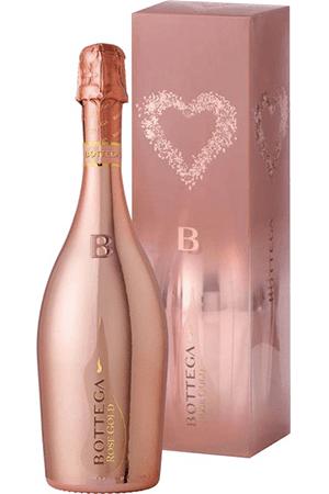 Bottega Rosé Gold in Giftbox NV