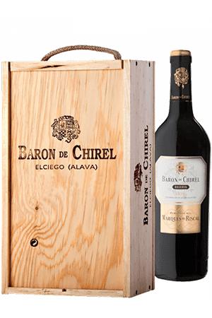Marqués de Riscal Barón de Chirel Reserva