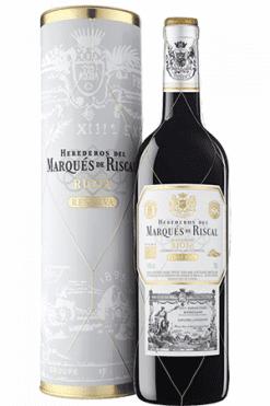 Marqués de Riscal, Rioja Reserva Giftpack