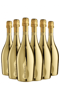 bottega gold - 6 flessen
