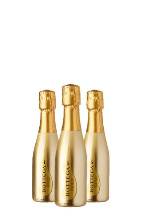 bottega gold piccolo - 3 flessen