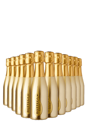 bottega piccolo gold - 12 flessen