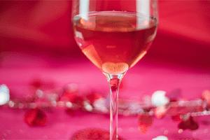 Romantische wijnen voor Valentijnsdag